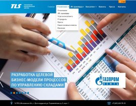 "The website of the company ""Technology of Logical Systems"""